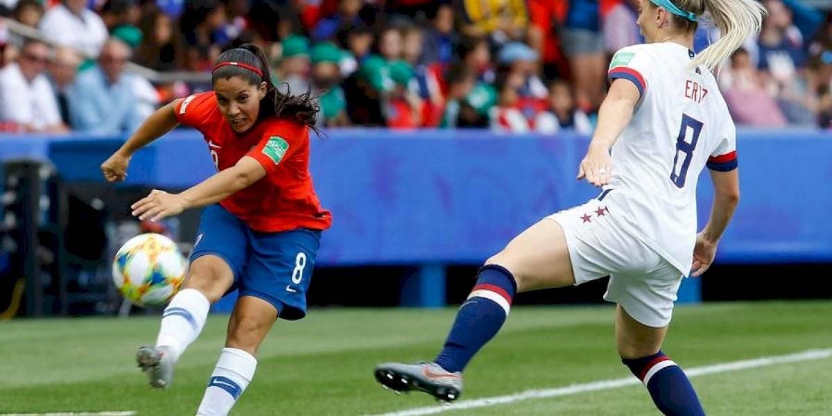"""Karen Araya pide mejoras en la Roja: """"Nos dimos cuenta en el Mundial y en cada fecha FIFA que con lo que tenemos no nos alcanza"""""""