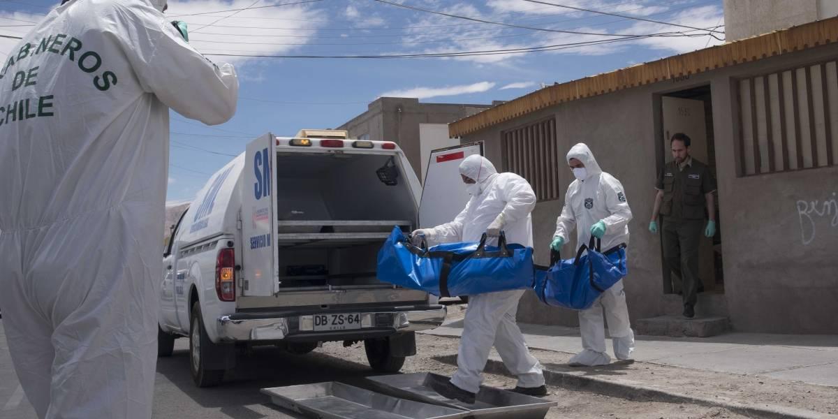 Con este serían 26: Carabineros investiga posible nuevo caso de femicidio ocurrido en Calama