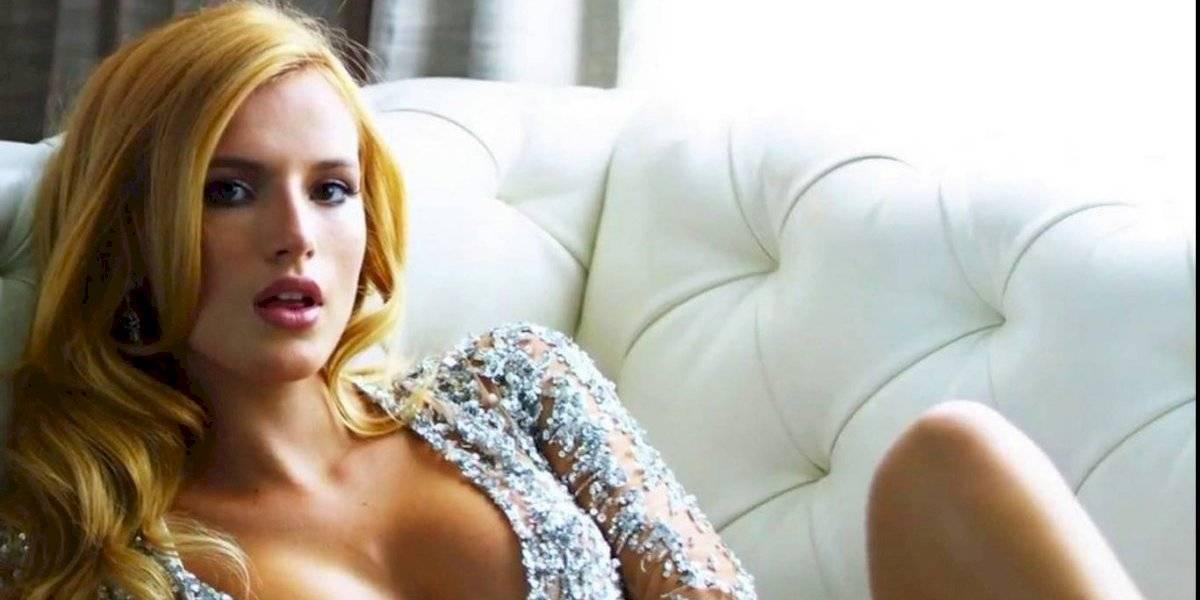 Bella Thorne deja atónitos a sus fanáticos al revelar que es pansexual