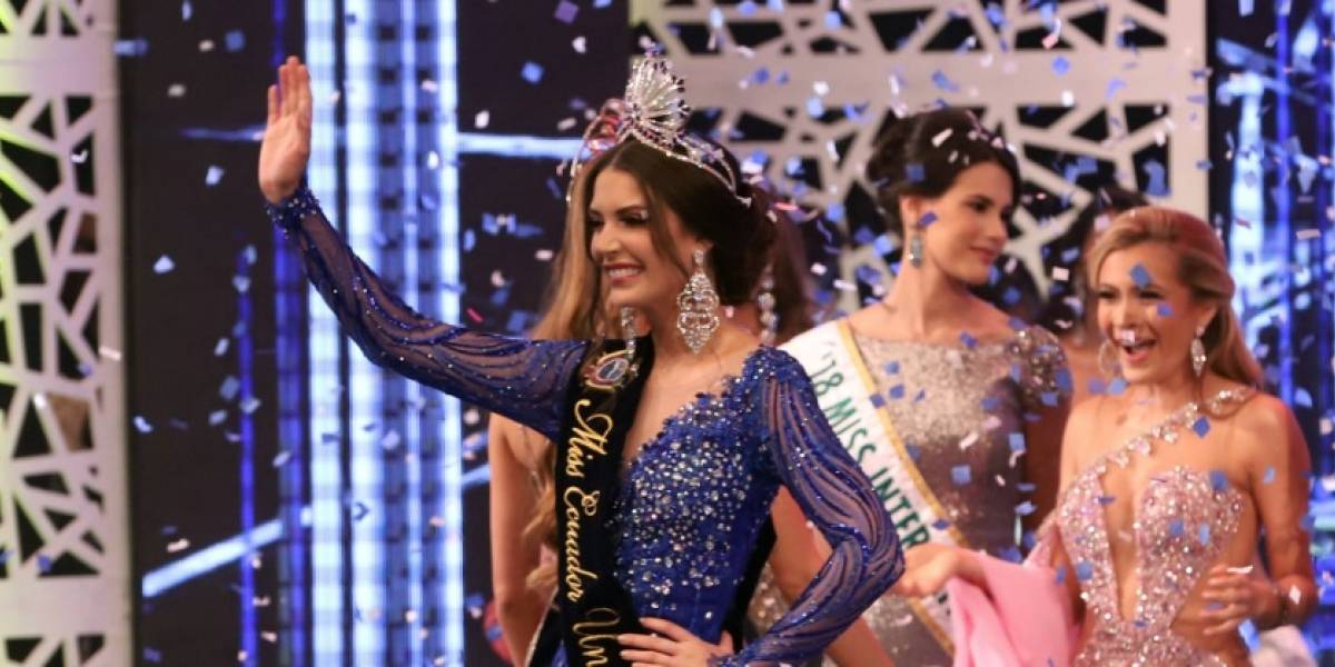 Miss Ecuador 2019: Cristina Hidalgo se pronuncia en sus redes sociales tras ganar la corona