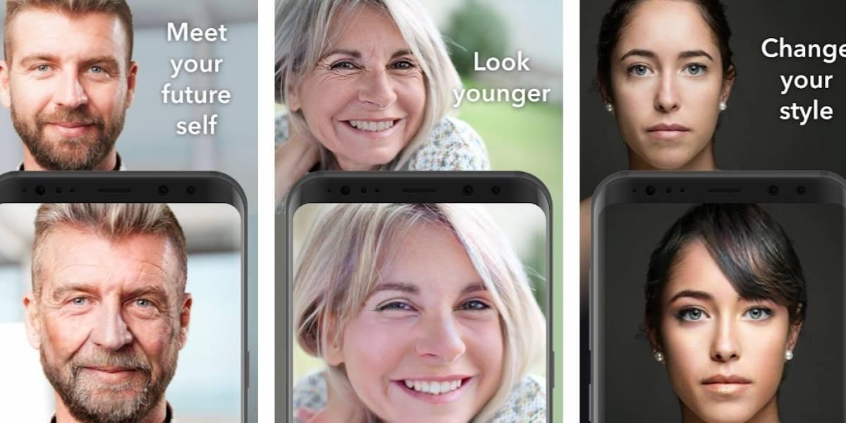 Especialistas alertam sobre a versão falsa do aplicativo FaceApp