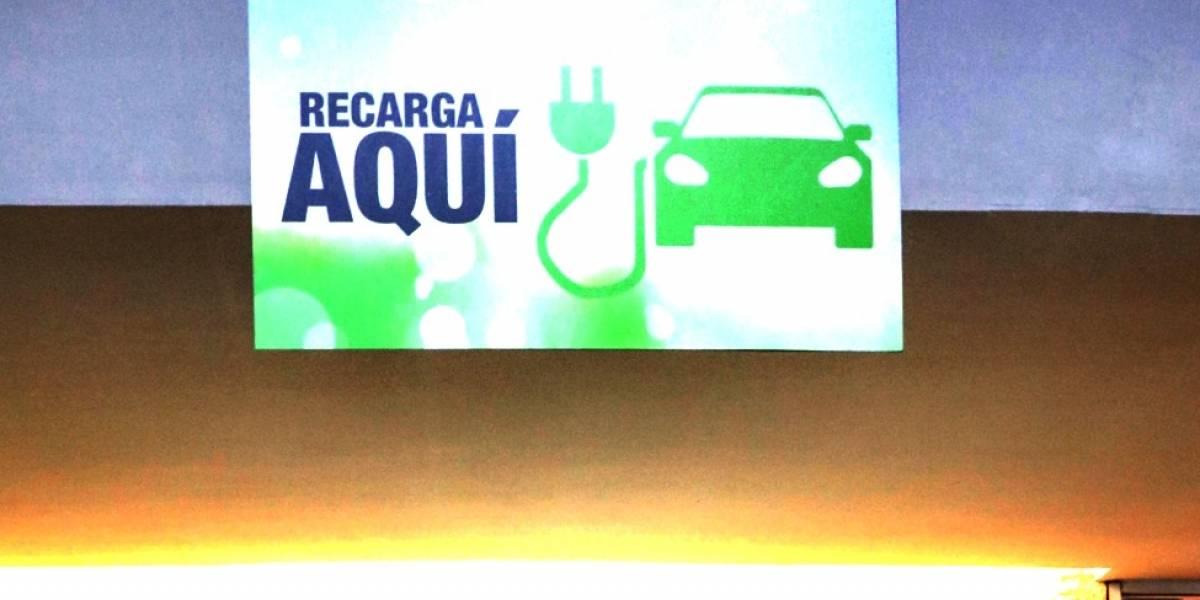 Guayaquil: abren estación de recarga para vehículos eléctricos
