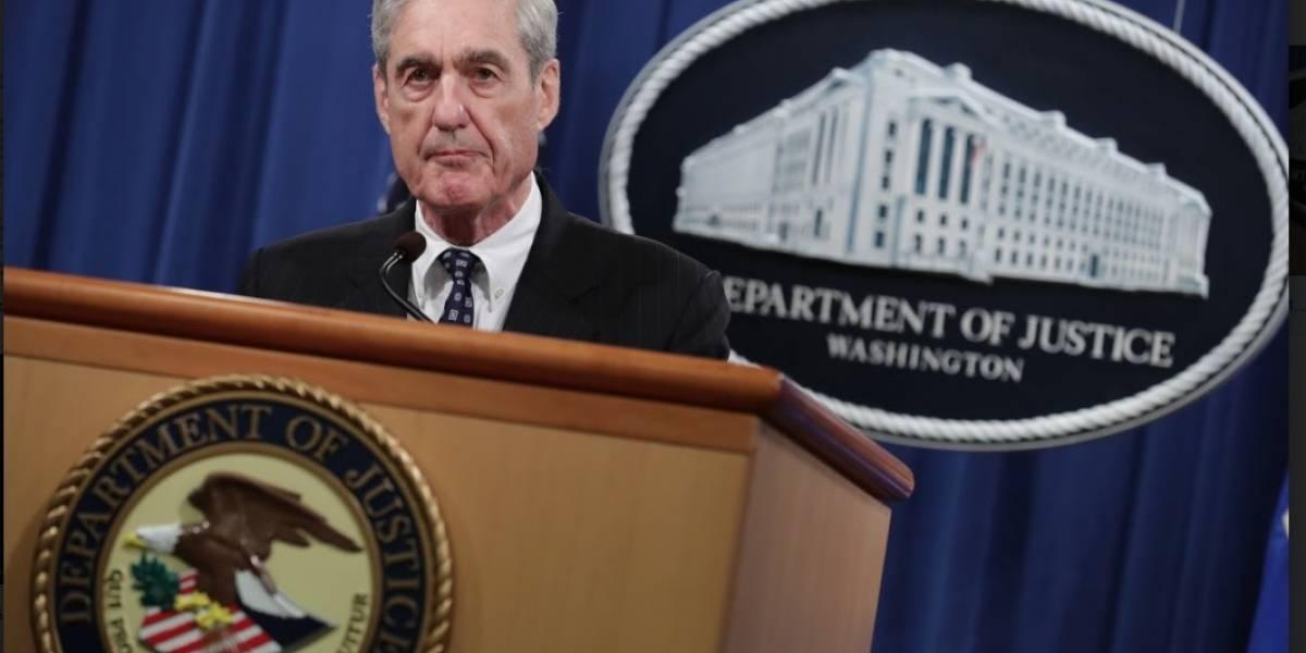 ¿Qué esperar del testimonio de Robert Mueller?