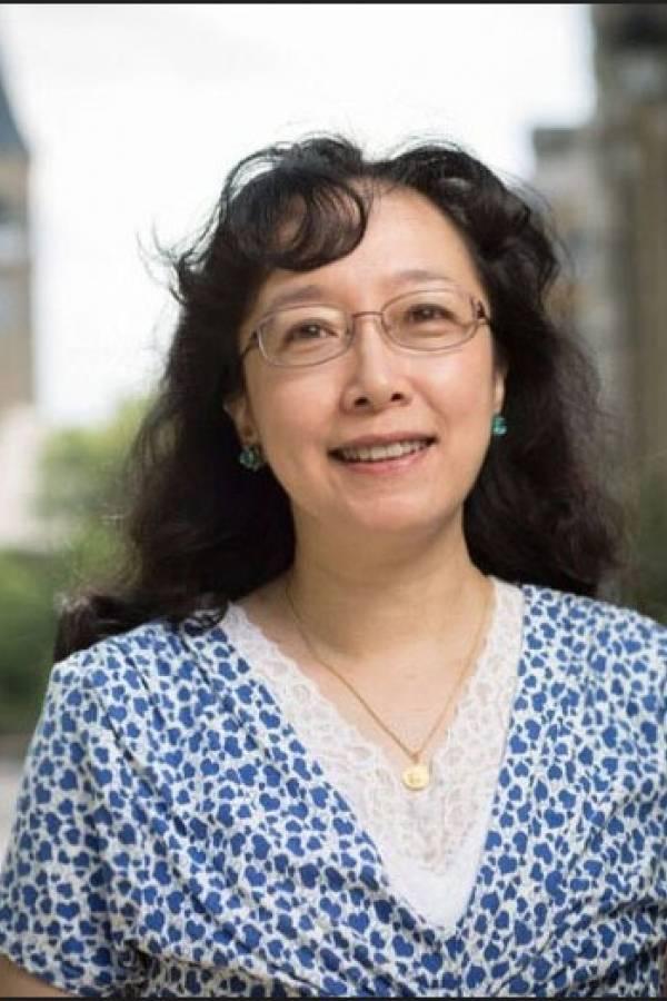 Zhihong Chen profesor de investigación en la Universidad de Nueva York de Shanghai y la Universidad de Cornell