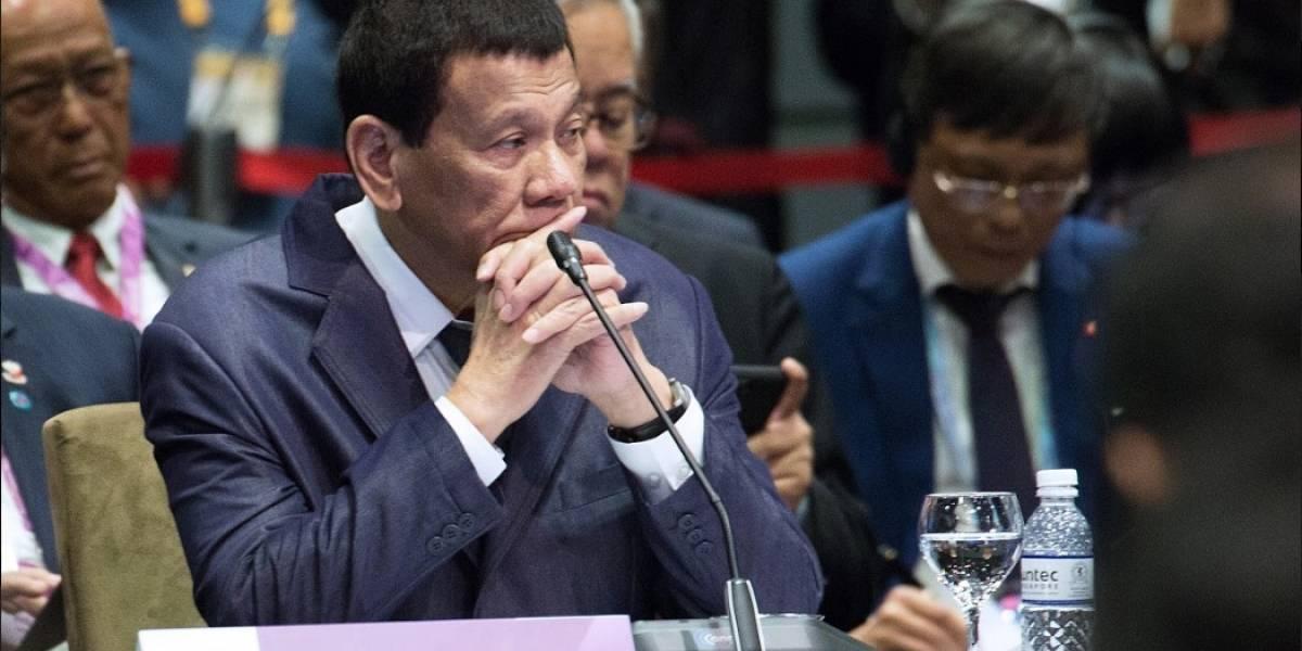 La ley de Duterte contra el sexismo desata controversias