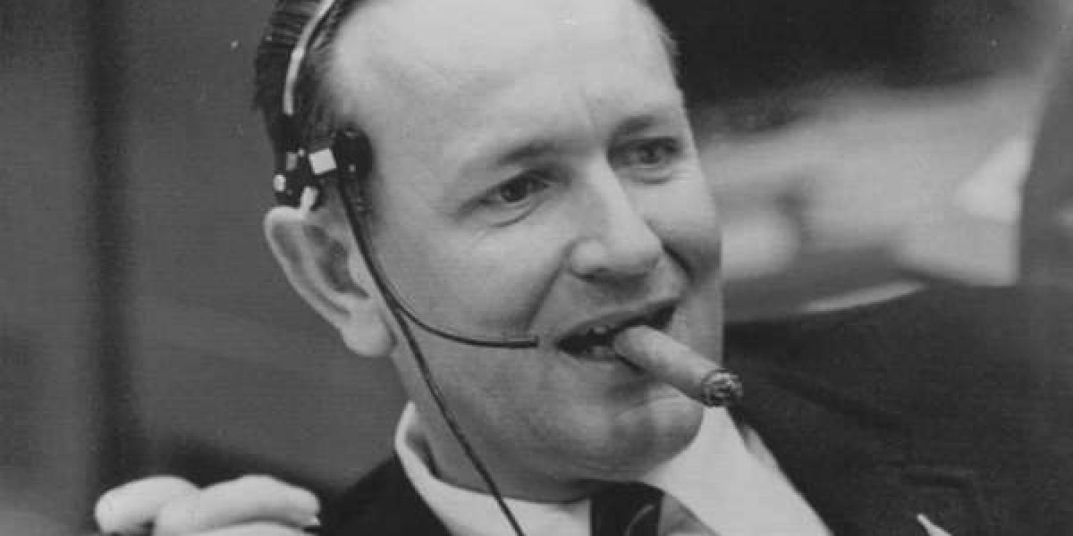 Muere Chris Kraft, legendario controlador de vuelo de la NASA
