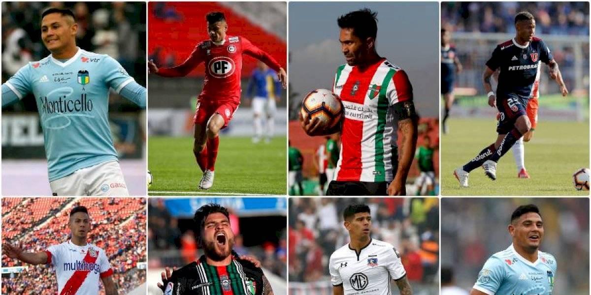 Jiménez, Quiroga, Bou y más: El fútbol chileno sufre una fuga de jugadores al extranjero y ni siquiera hay reemplazantes