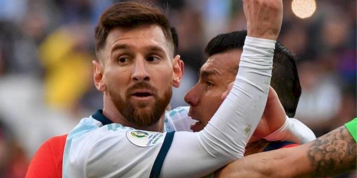 Conmebol oficializa el castigo a Messi tras su polémica en la Copa América