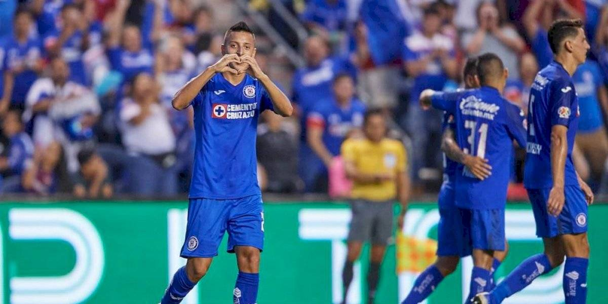 Cruz Azul elimina al Chicago Fire de la Leagues Cup