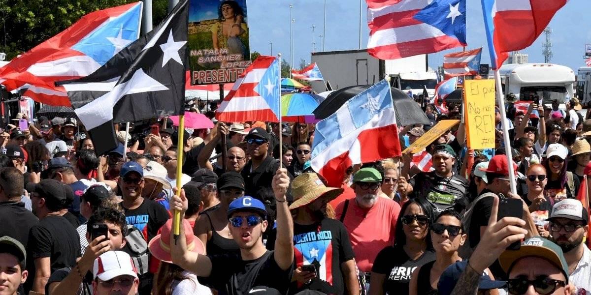 Puertorriqueños temen por el futuro si Rosselló no renuncia