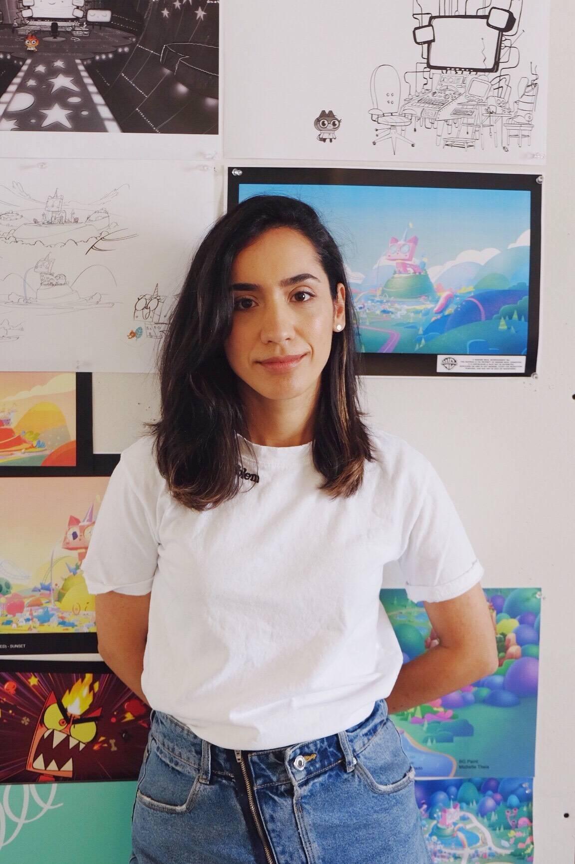 Conociendo a Andrea Fernández, la chilena Directora de Arte de The Cuphead Show! en Netflix [FW Entrevista]