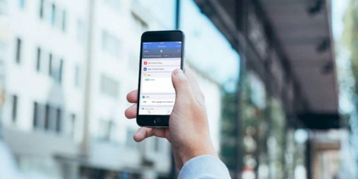 Encontrar trabajo a través de una App