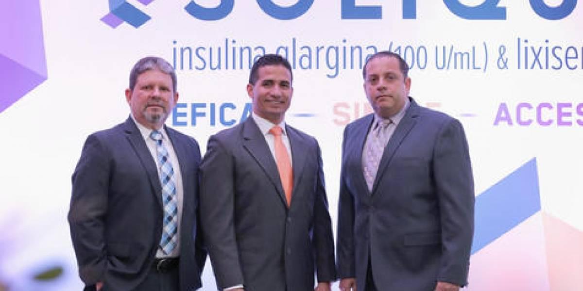 #TeVimosEn: Farmacéutica Sanofi presenta novedosa insulina Soliqua