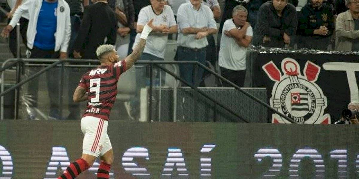 """Flamengo le mete miedo a toda Sudamérica con un """"Dream Team"""" de estrellas"""