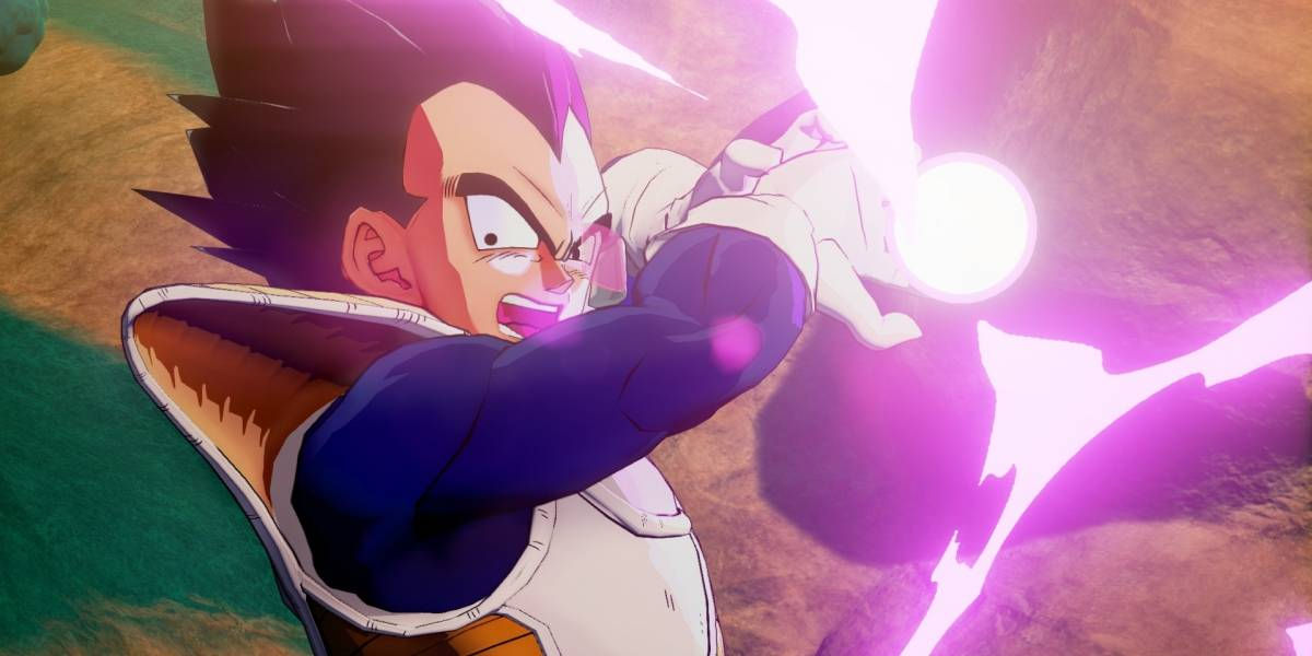 Nuevas imágenes de Dragon Ball Z: Kakarot confirman a Vegeta, Piccolo, y Gohan