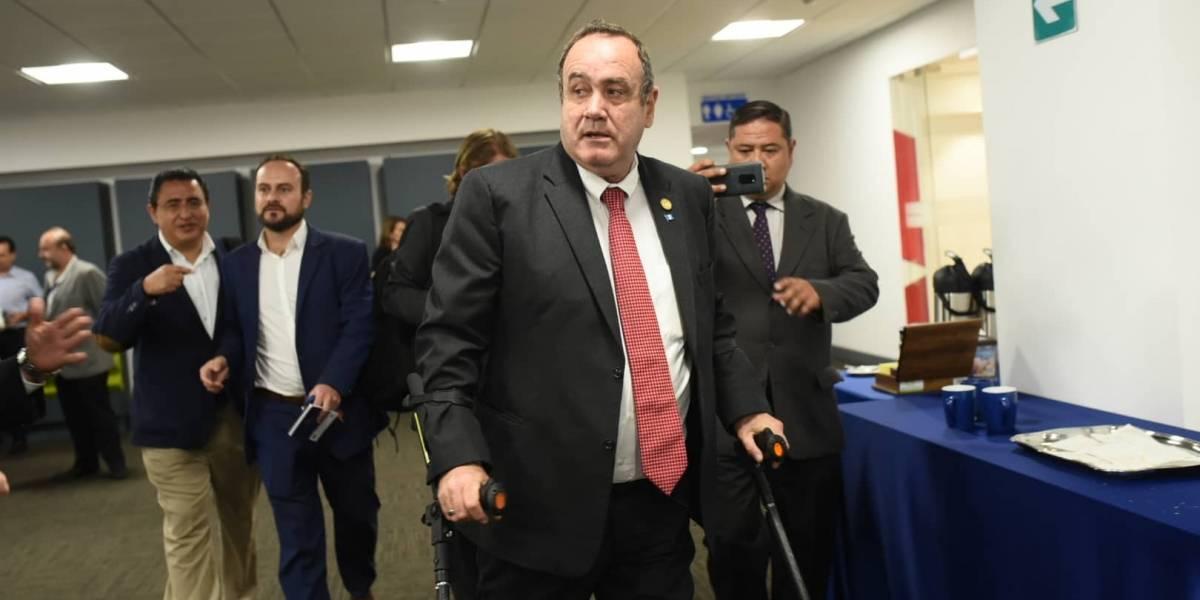 Giammattei asumirá gobierno sin tener presupuesto