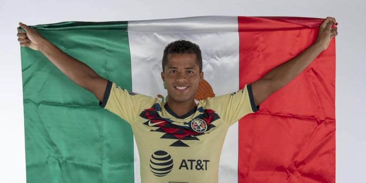 Cuauhtémoc Blanco cree que Giovani puede convertirse en ídolo del América