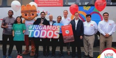 Delegación Peruana