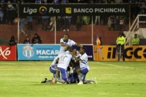 Con gol de Feraud, Macará recupera el liderato del campeonato