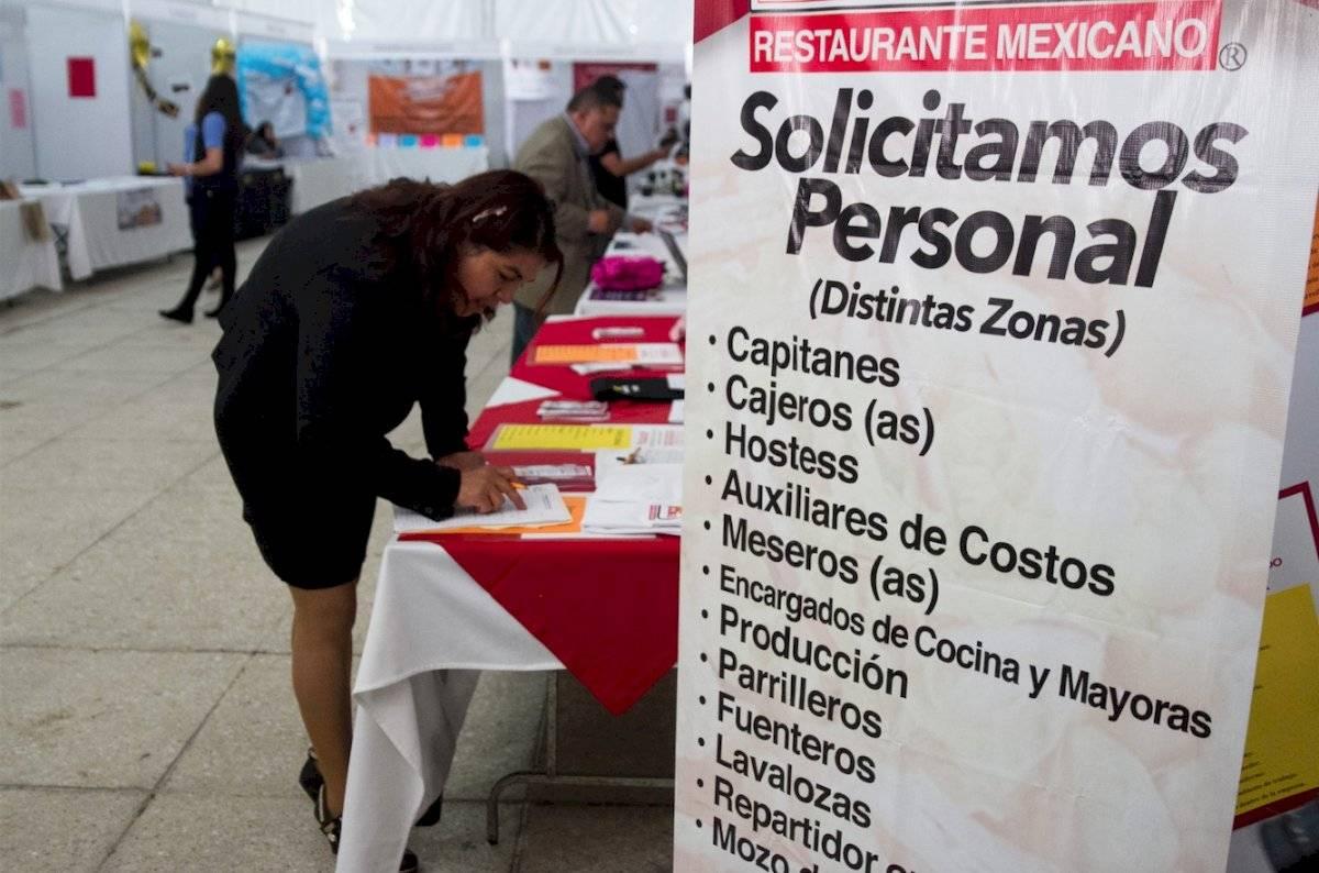 México-desempleo
