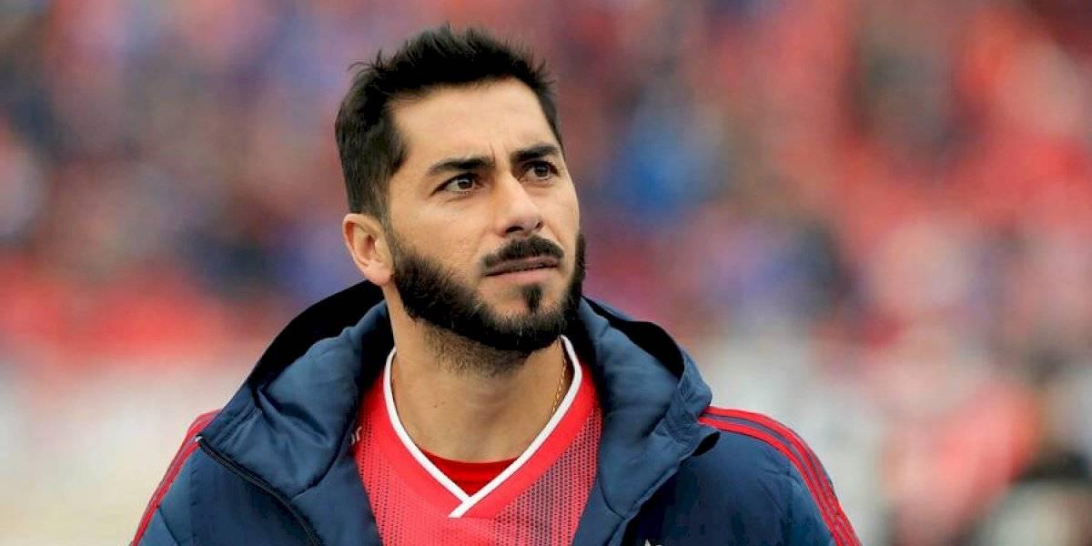 """Johnny Herrera y su situación en la U: """"Tendré que esperar a que se vaya Arias para jugar o irme a otro club"""""""