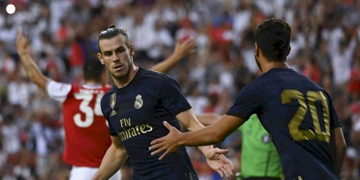 VIDEO. Bale se despide del Real Madrid, siendo protagonista ante el Arsenal