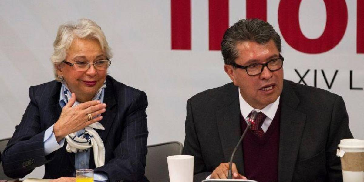 Ricardo Monreal da visto bueno a gestión de titular de la Segob