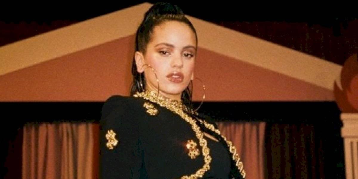 Rosalía logra 2 nominaciones en los VMAs