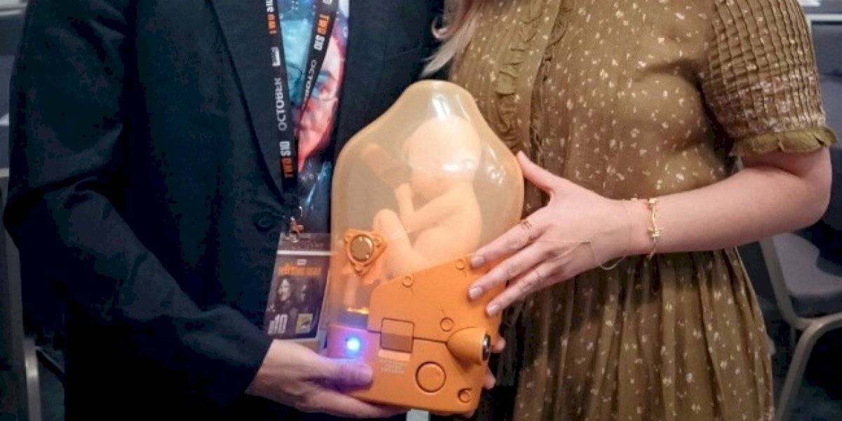 Feto promocional para videojuego de Guillermo del Toro desata 'bromas' antiaborto