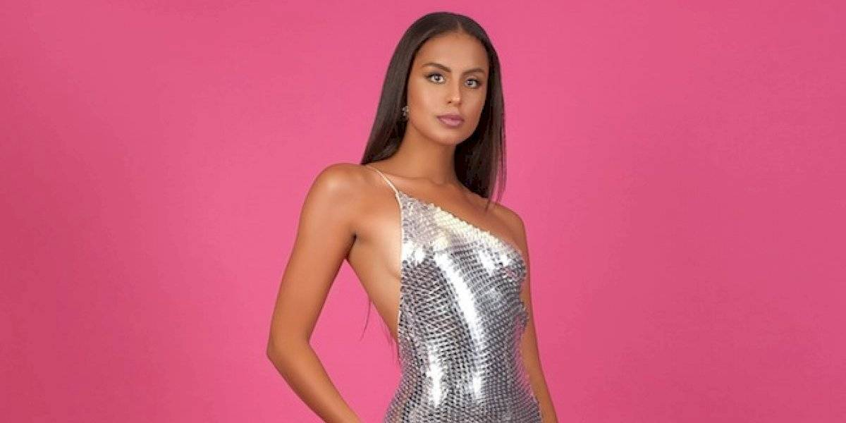 Preparada para el Miss Earth International