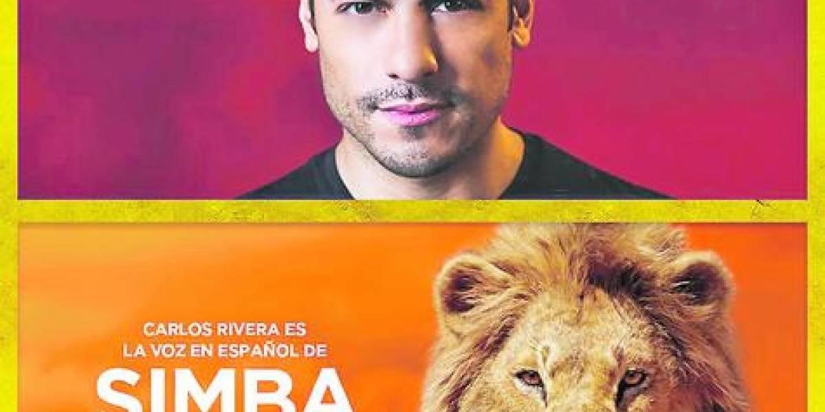 """Los misteriosos caminos que llevaron a Carlos Rivera y Rada a """"El Rey León"""""""