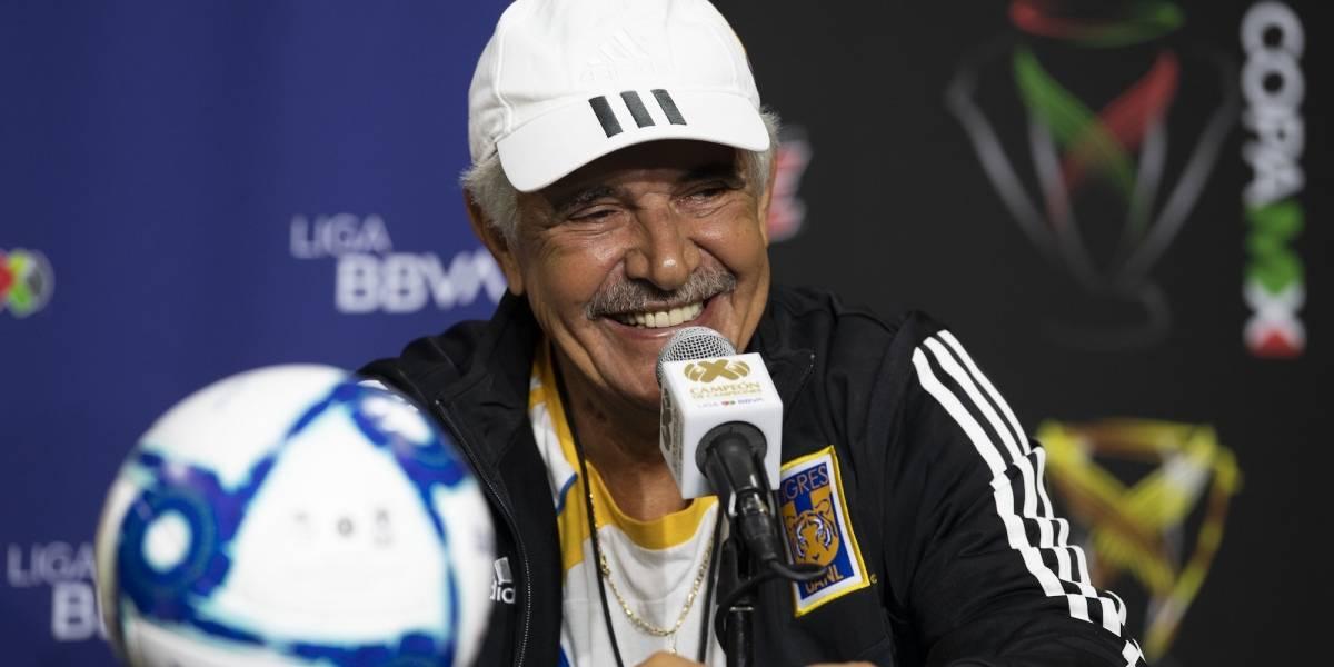 'Leagues Cup es un torneo molerito', se burla el 'Tuca' Ferretti