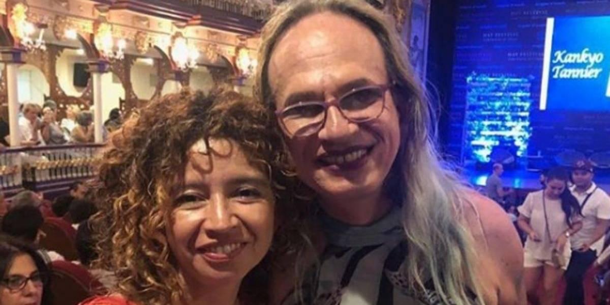 Brigitte Baptiste, la transgénero colombiana que está casada con una mujer y tiene dos hijas