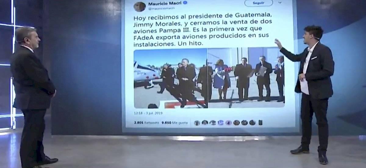 Fallida venta de aviones Pampa III a Guatemala