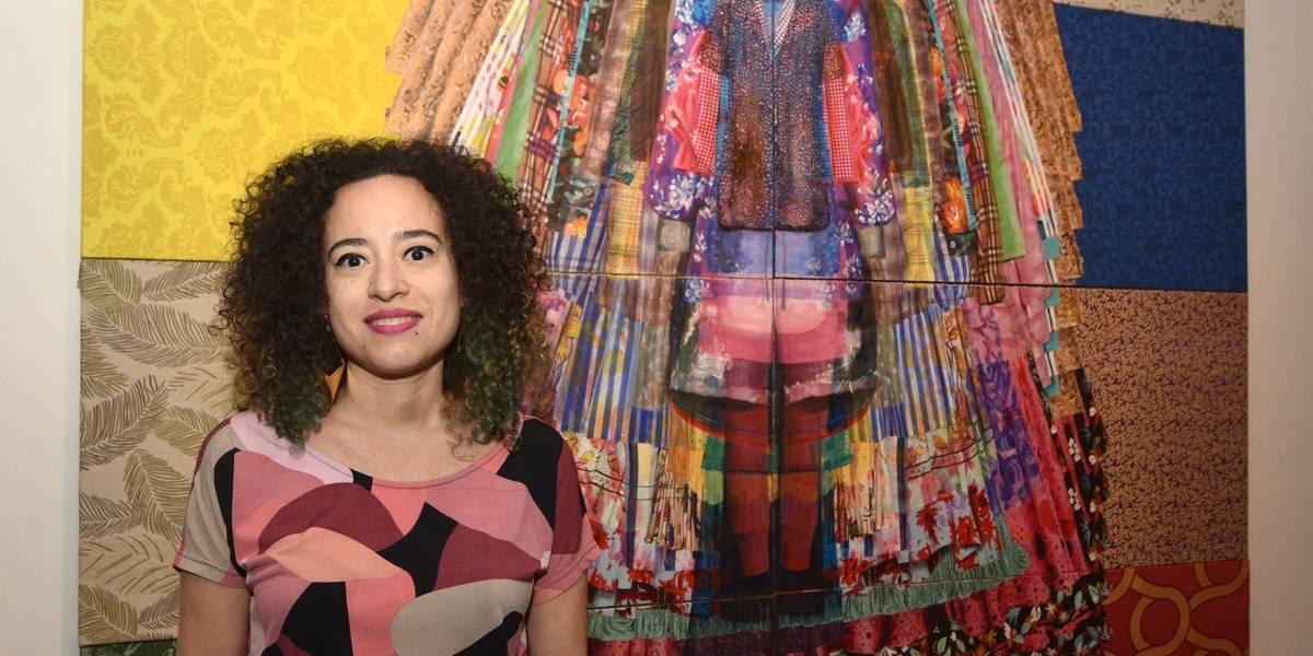 Diana García ganó el Salón de Julio 2019