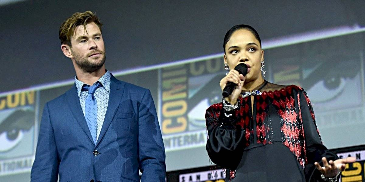 """Valquiria"": Tessa Thompson interpretará al primer personaje LGBTQ+ de Marvel"