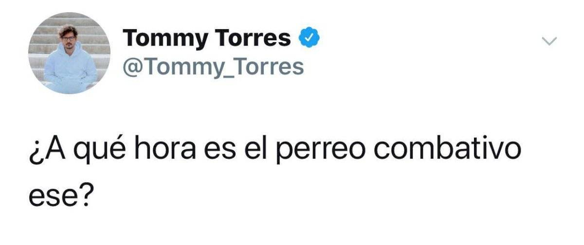 tommy perreo