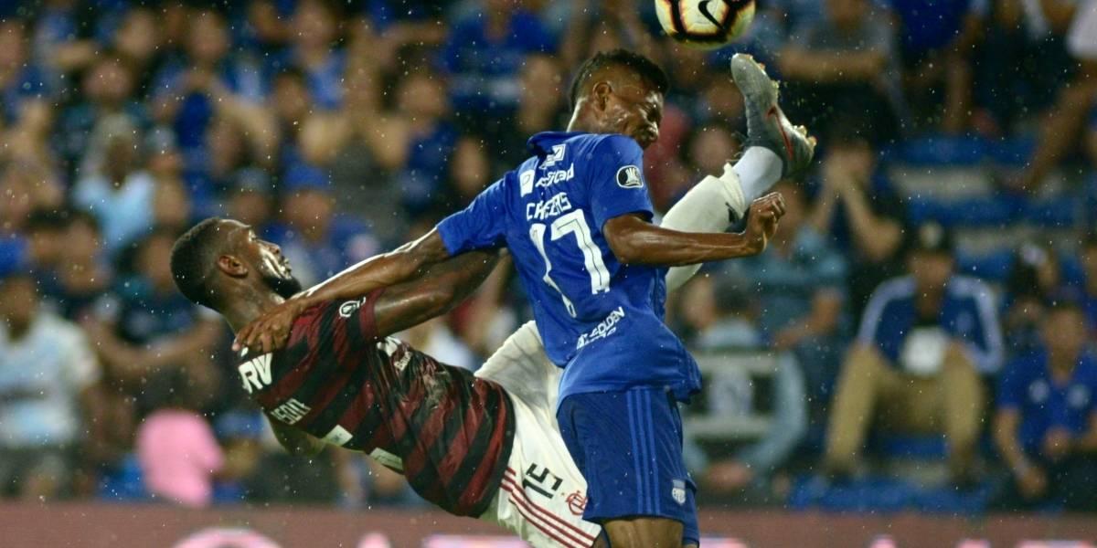 Emelec vs Flamengo por Copa Libertadores: 'El Bombillo' irá 'tranquilo' al duelo de revancha en Brasil