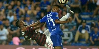 Emelec vs Flamengo por Copa Libertadores