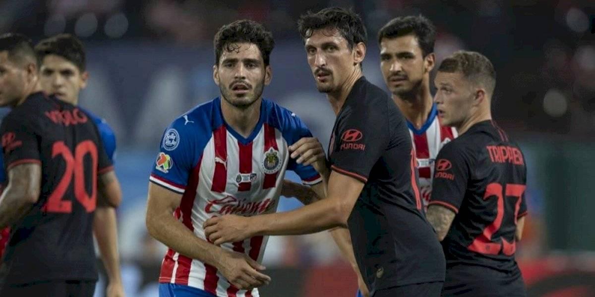 Jugadores de Chivas hablaron fuerte para cambiar la cara del equipo