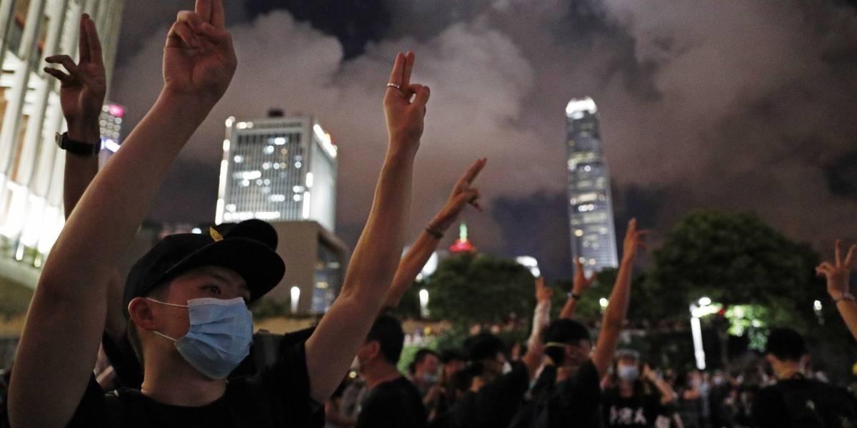¿Descontento social acallado con armas? China insinúa la posibilidad de intervención militar en Hong Kong por protestas