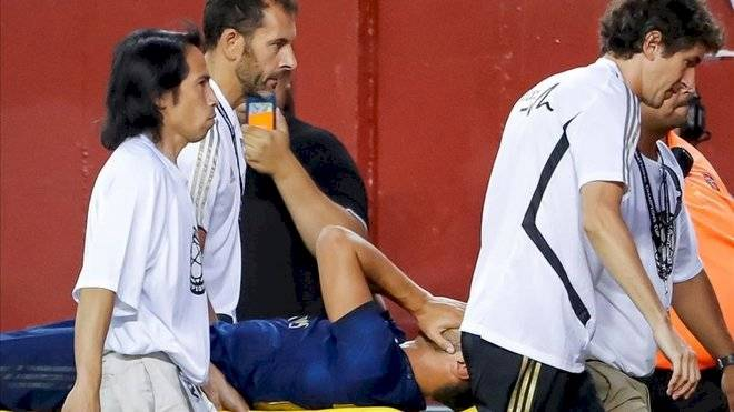 Asensio lesión Real Madrid