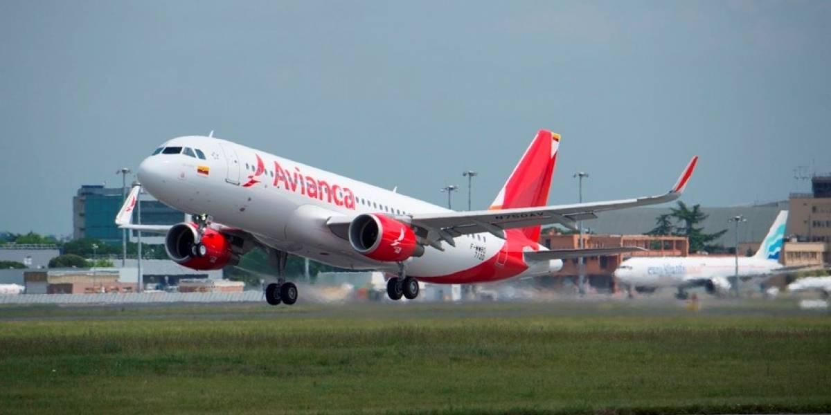 Avianca aumenta sus vuelos entre Guayaquil y Bogotá