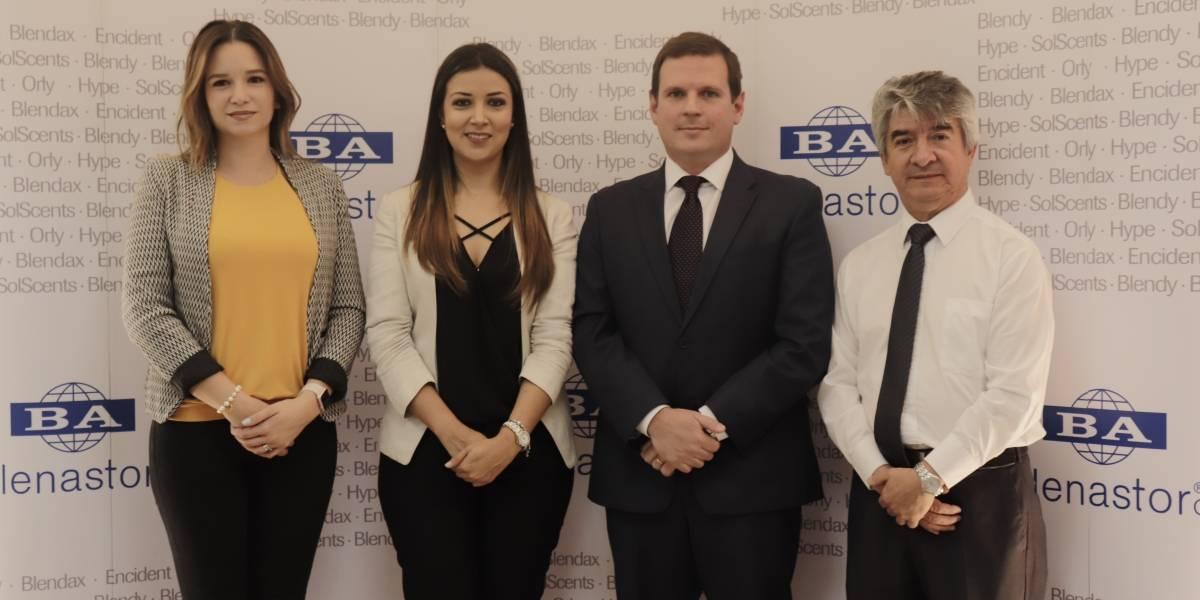 Blenastor C.A. expande su mercado a Chile y Bolivia
