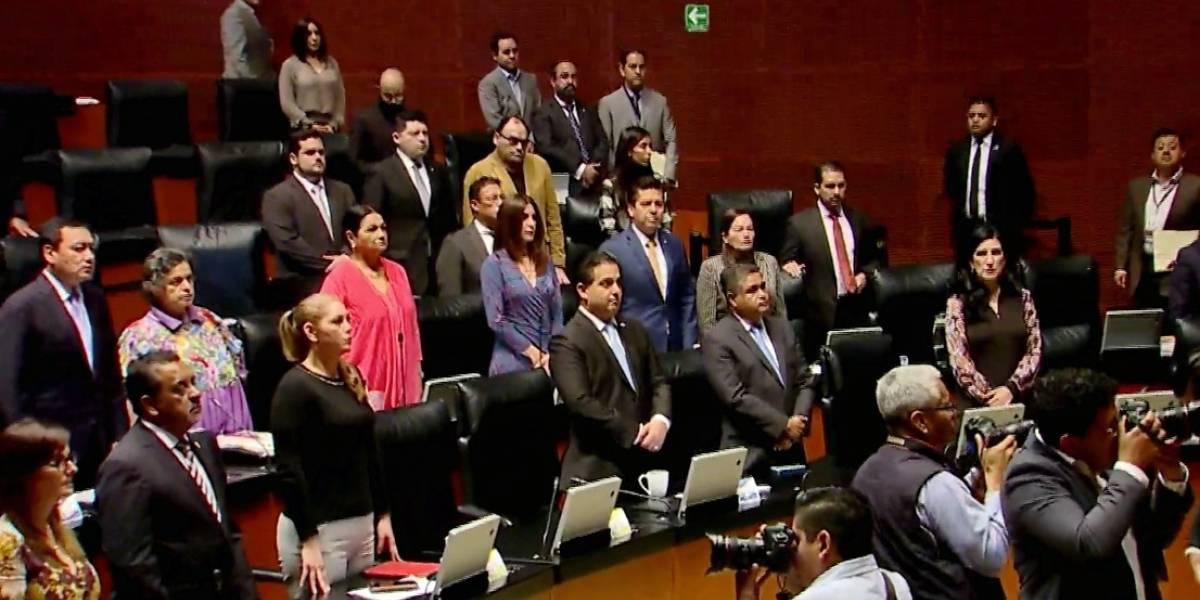 Permanente ratifica a embajadores de México en India y Turquía