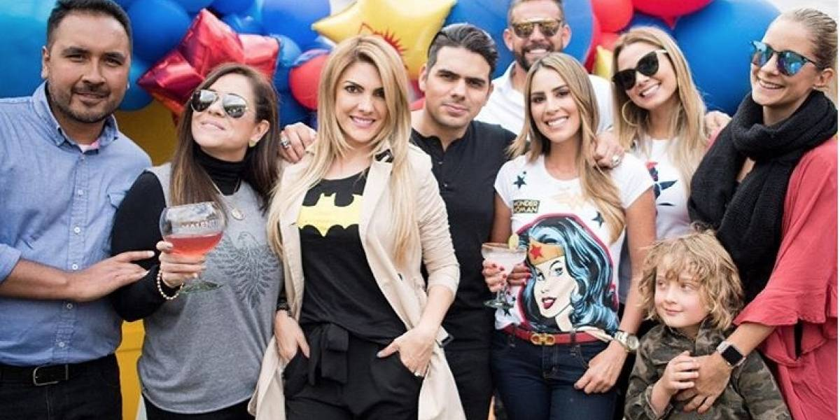 ¿Famosa presentadora colombiana se separó luego de 11 años de matrimonio?