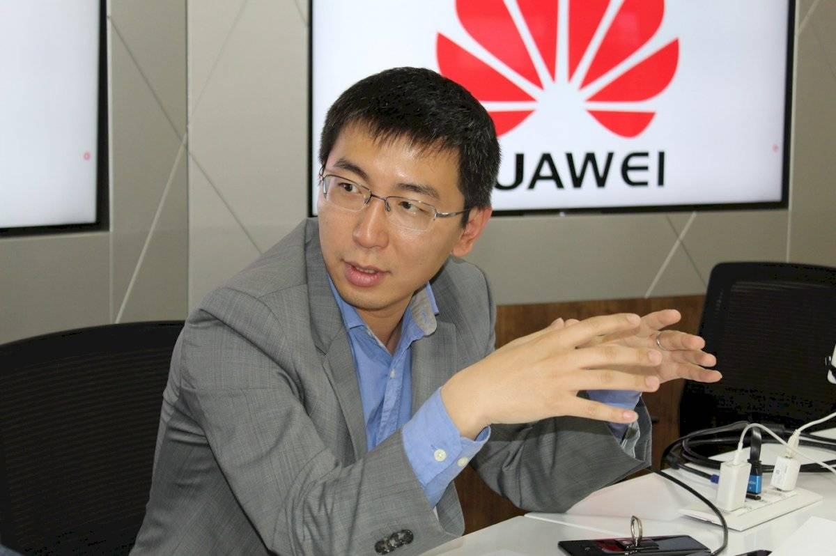 Meng Qingbin, director de Terminales de Huawei