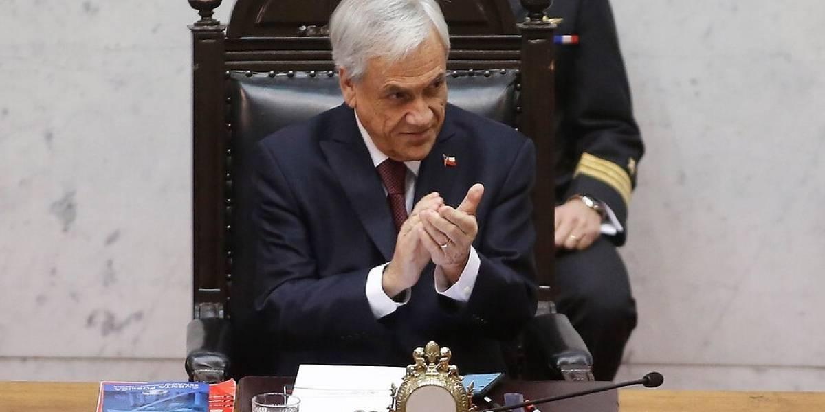 Ley Reservada del Cobre fue derogada: Presidente Piñera destaca que habrá mayor transparencia en los recursos