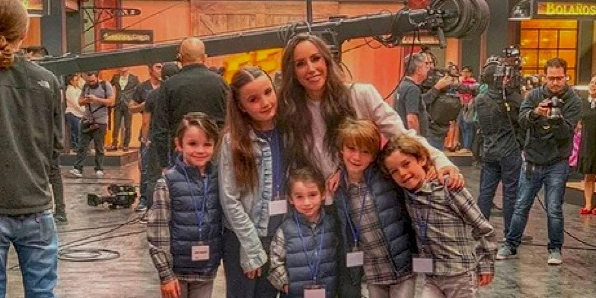 Inés Gómez Mont 'enfrenta' a su propia familia