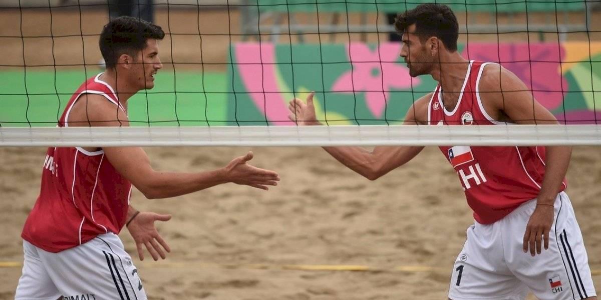Los primos Grimalt empezaron pegando con todo en los Juegos Panamericanos